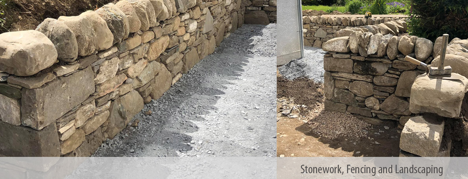 DMS Stoneworks - Stonework, Fencing and Landscaping