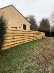 Fence Install Perthshire